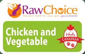 RawChoice Chicken & Vegetables (2Lb) 0003