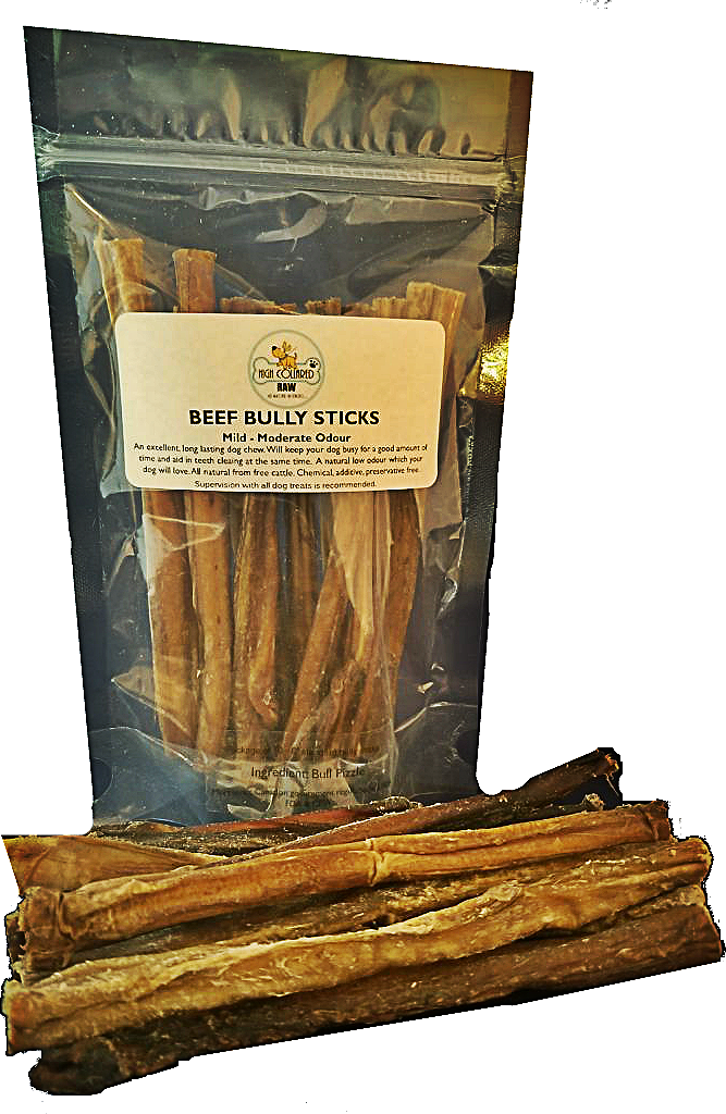 BEEF BULLY STICKS (10 pack) 0050