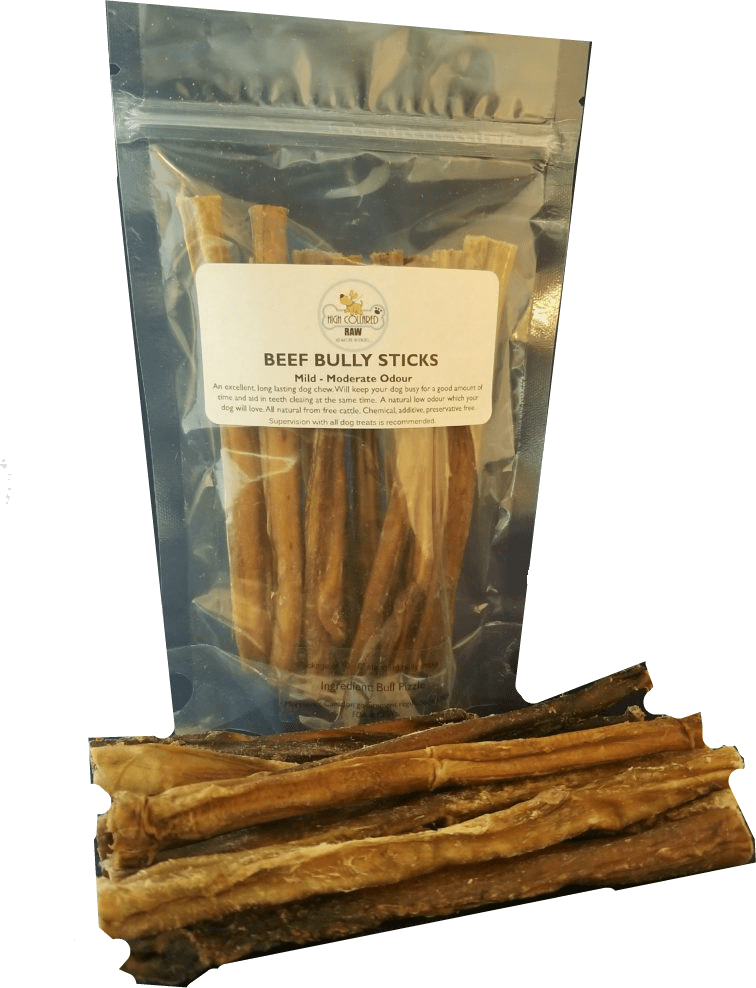 BEEF BULLY STICKS (6 pack) 0051