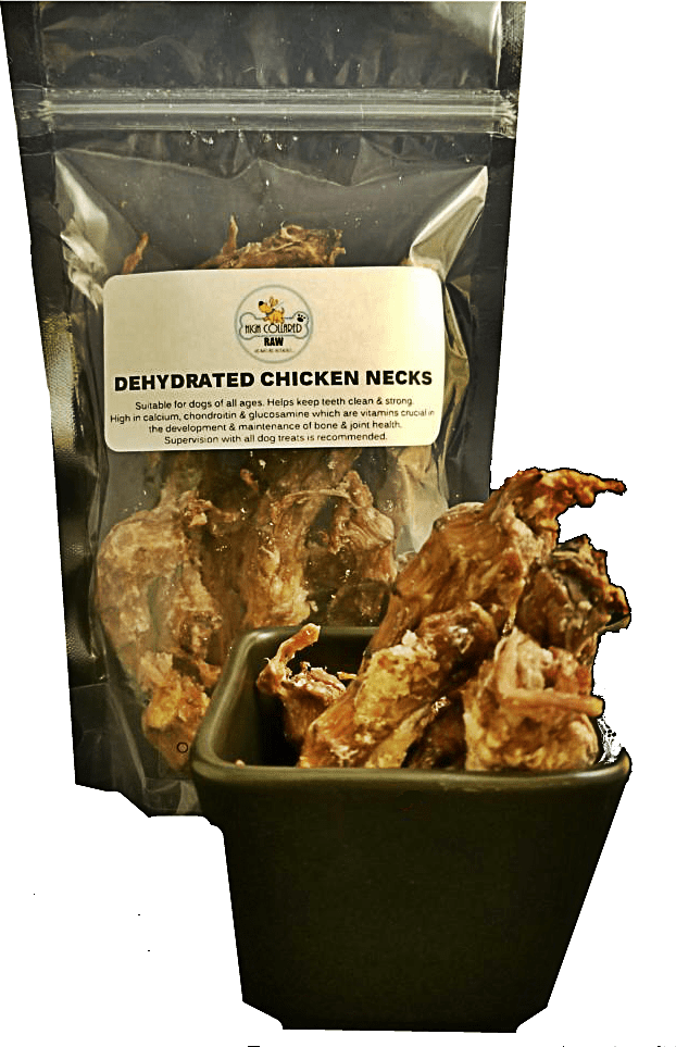 DEHYDRATED CHICKEN NECKS 0052