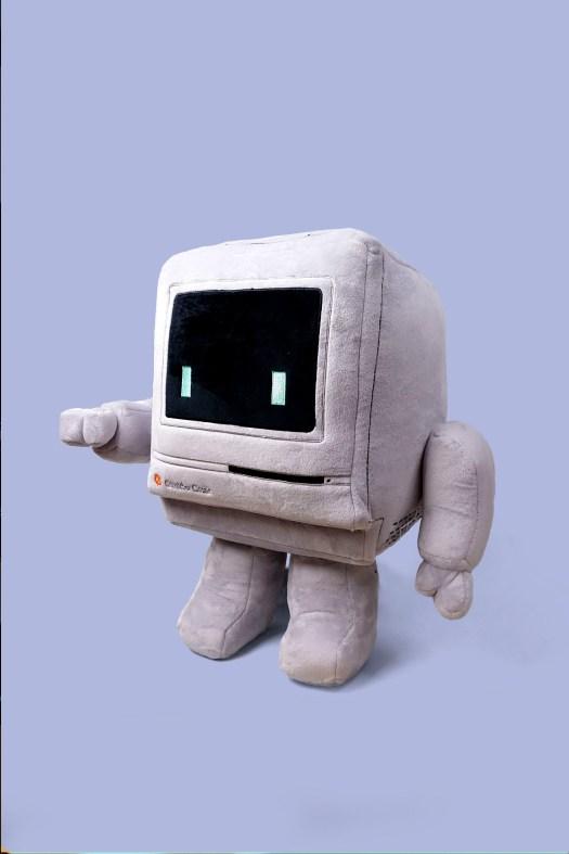 Classicbot Classic Giant Plush Plush 01