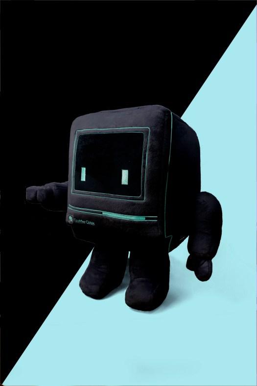 Classicbot Classic  Plush Limited Black Edition Plush 002
