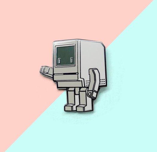 Classicbot Classic Pin