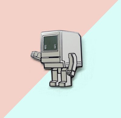 Classicbot Classic Pin