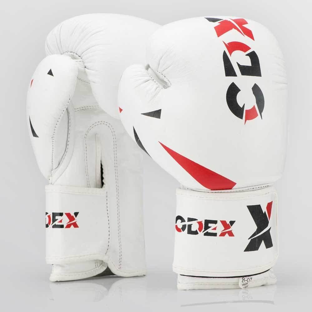 White Edition CDX Boxing Gloves - Боксерские перчатки CDX WHT 92OTCD18WH030208