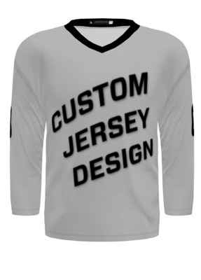 Custom Hockey Jersey - Standard Cut (No Yoke)
