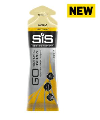 SiS Go Isotonic Energy Gels, Ваниль