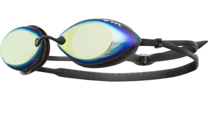 Очки для плавания TYR TRACER RACING METALLIZED