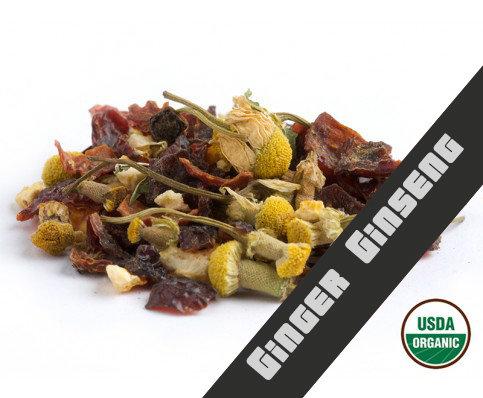 Ginger Ginseng (Caffeine Free) 1 Oz. RK3BCLD4RD2PJNWL2C3AZHIP