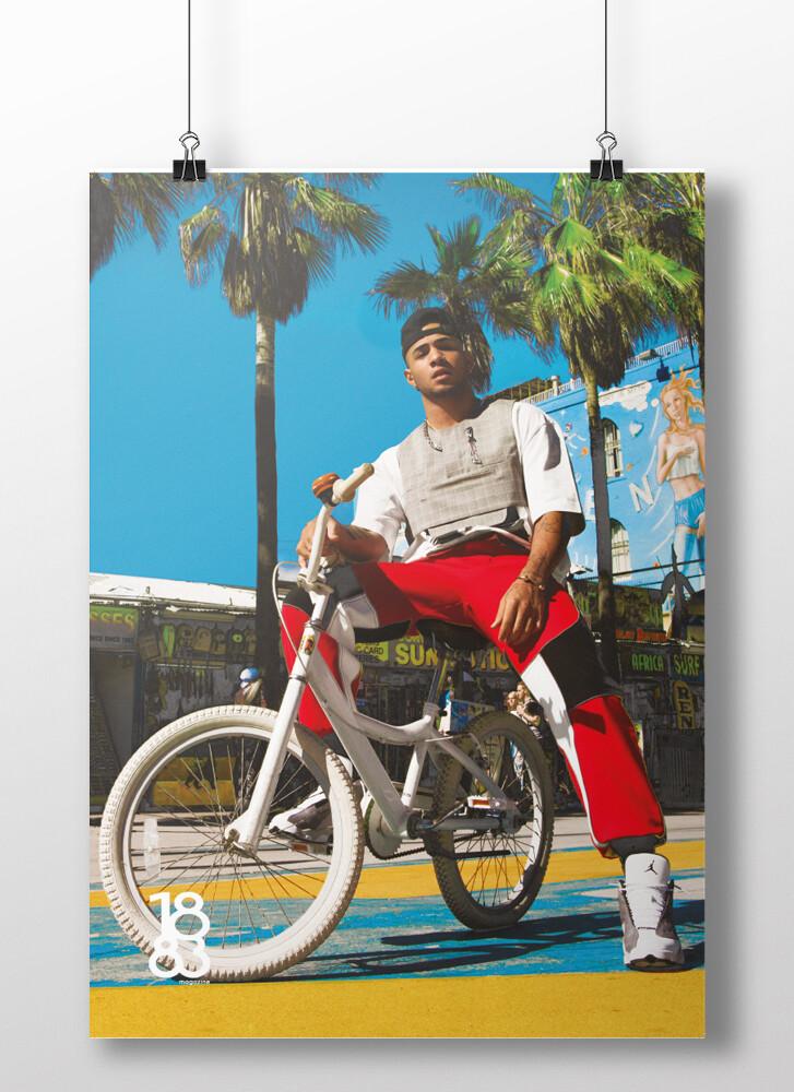 CNCO Richard Poster