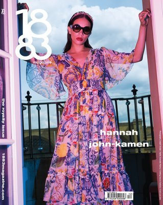 1883 Magazine The Royalty Issue Hannah John-Kamen