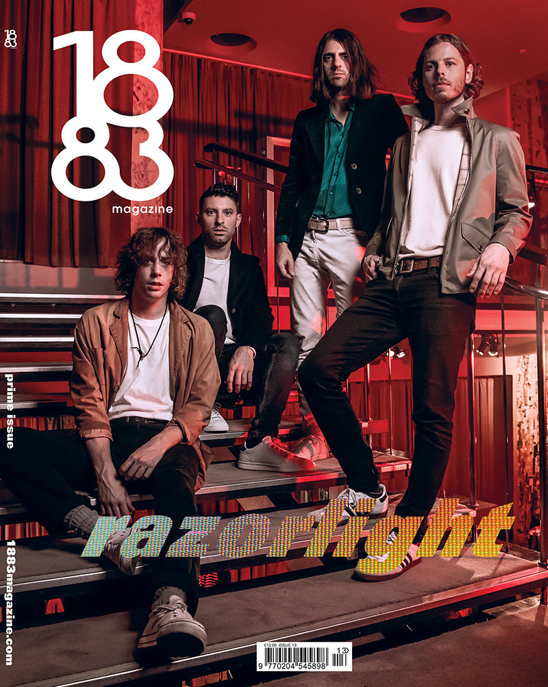 1883 Magazine Prime Issue Razorlight 13.1