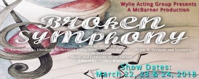 Show Poster - Broken Symphony