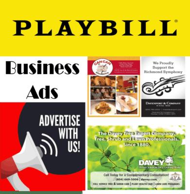 Playbill Ads