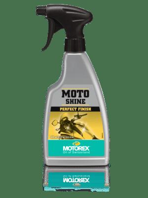 MOTOREX SPRAY MOTO SHINE