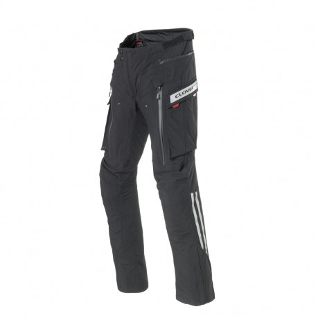 Pantaloni CLOVER LAMINATOR WP Touring 1382 N/N