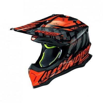 Casco Cross NOLAN N53 col. 58