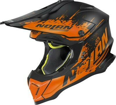 Casco Cross NOLAN N53 SAVANNAH col. 64