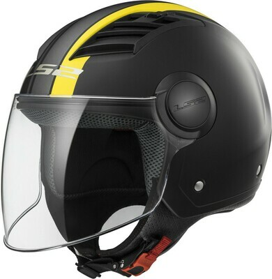 CASCO LS2 JET OF562 AIRFLOW col. METROPOLIS