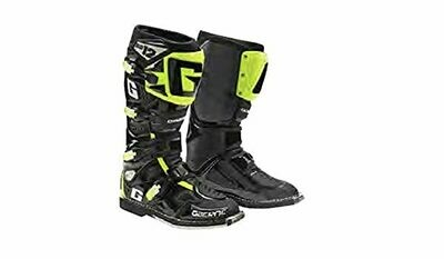 Stivali Cross - Enduro GAERNE SG-12 Limited Edition col. Fluo/Nero
