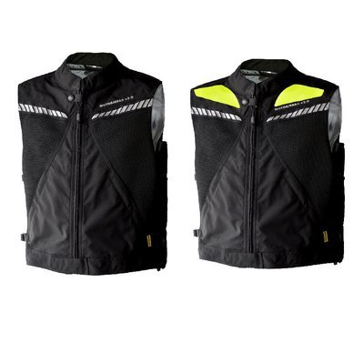 MOTO-AIRBAG MAB V2.0 COMPLETO - GIALLO FLUO