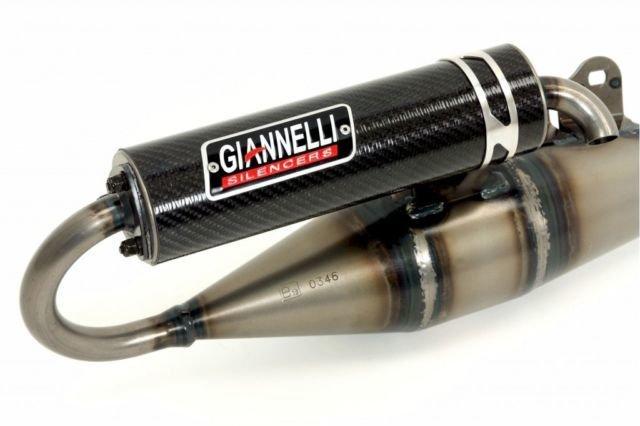 MARMITTA marchio GIANNELLI