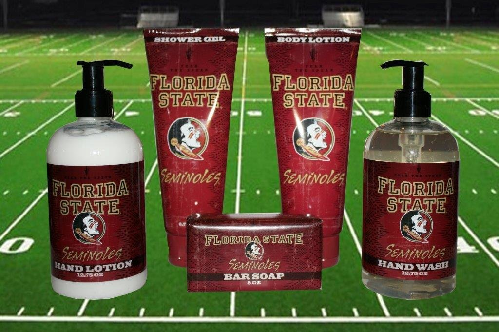 Florida State Bath & Shower Gift Set 00004
