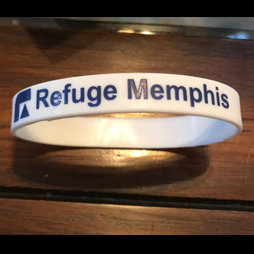 Refuge Memphis Wristbands 00011