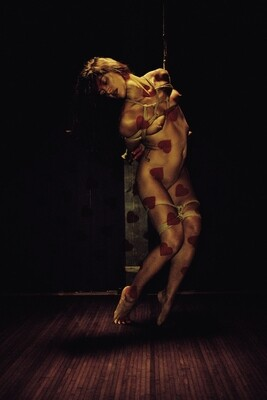 TIRAGE FINE ART / SHIBARI CRAZY YEAR 2/12