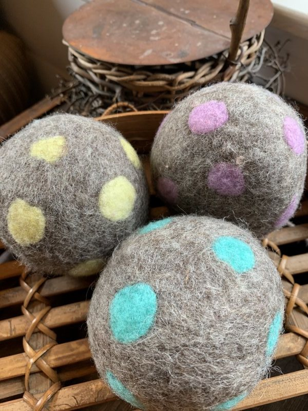 Ovella Wool Dryer Balls - Set of Three 18329