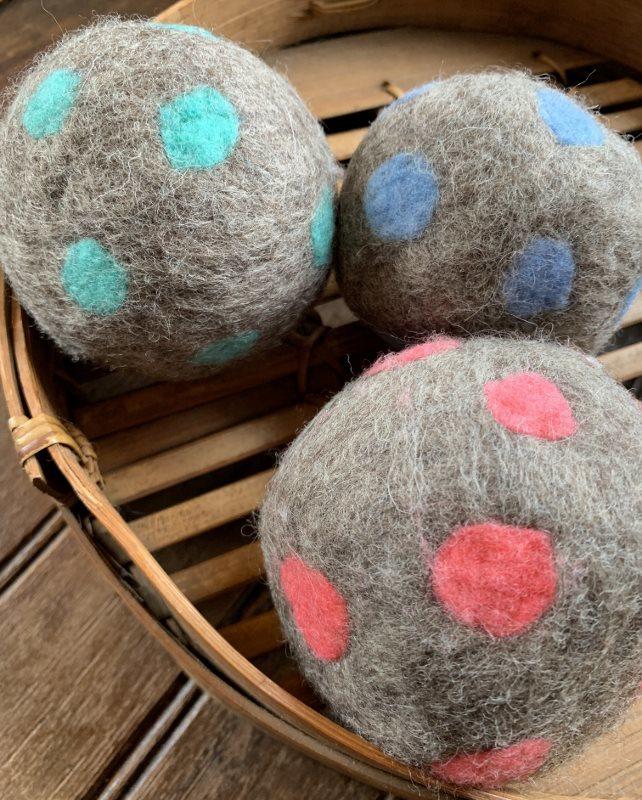 Ovella Wool Dryer Balls - Set of Three