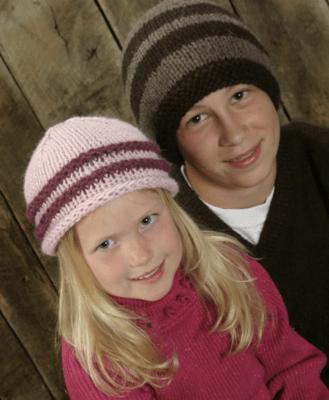 Boyfriend/Girlfriend Hat Pattern