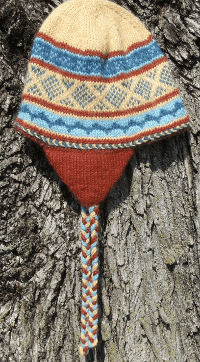 Baltic Ski Hat Pattern