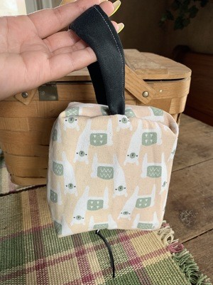 Small Insulated Snack Tote