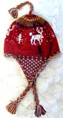 Alpaca Moose Hat - Lined PL-101108
