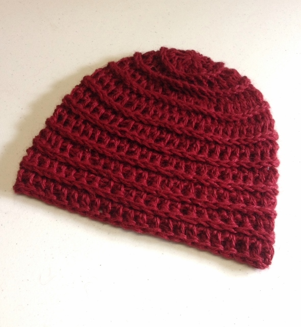Cranberry Ridges Hat - Paca de Seda 00399