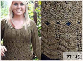 Zodiac Sweater by Beth Lutz AYC-111101
