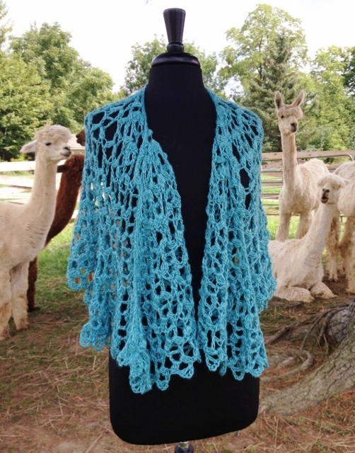 Astral Alpaca Blend Yarn - Aquarius