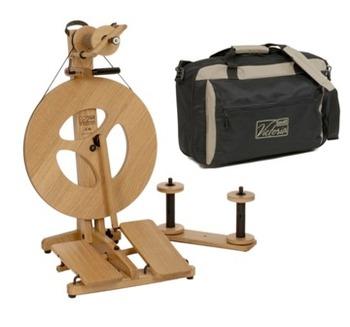 "Louet ""Victoria"" Spinning Wheel"