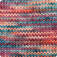 Alpaca and Superwash Wool Sock Yarn - Kaleidosock