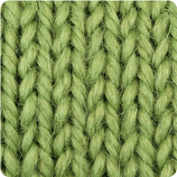 Snuggle Bulky Alpaca Blend Yarn - Spring Green