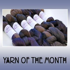 Suri Elegance - Yarn of the Month
