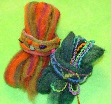 Felted Bracelet Kit