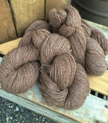 Alpaca  Merino Yarn - Fingering Weight,