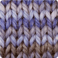 Snuggle Bulky Alpaca Blend Yarn - A Pack of Purples AYC-6901