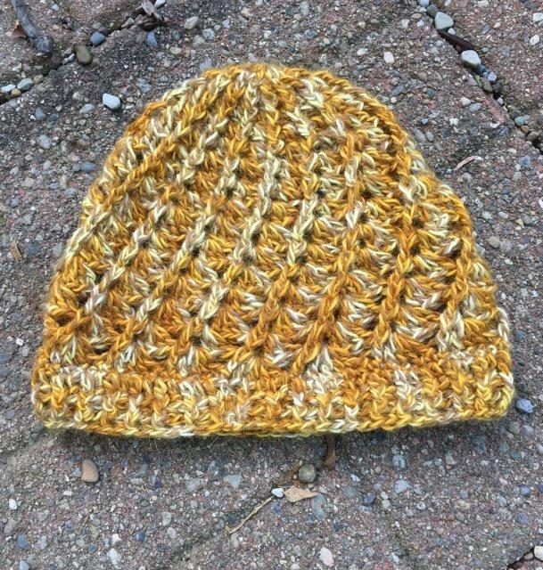 Divine Swizzle Alpaca Hat 18145-Goldrd