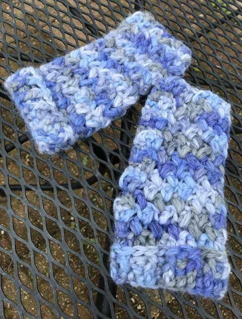 Bulky Fingerless Gloves - Snuggle