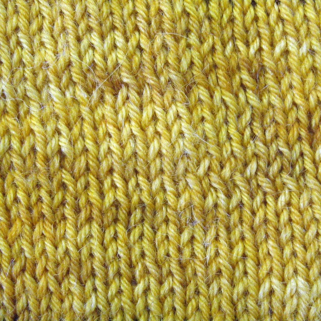 Alpaca and Superwash Wool Sock Yarn - Rumpelstiltskin AYC - 0631