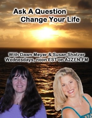 """Ask A Question Change Your Life"" Radio Show Clearings 00004"