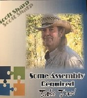 Some Assembly Required Take Two by Scott Sharp (CD Physical Disc) 00014
